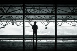 Flughafentransfer Airportservice Chauffeur wartet gerne auf Sie Bild